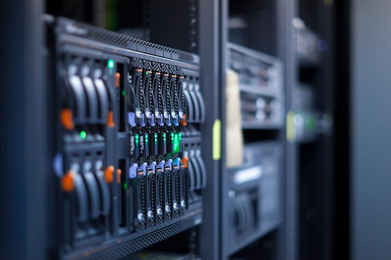 host-server-rack